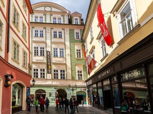 Karlova 25 Apartments Bild 3