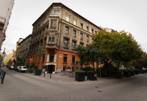 Corvin Hotel Budapest Corvin Wing photo 11