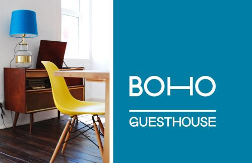 Hotel Boho Guesthouse - Rooms & Apartments