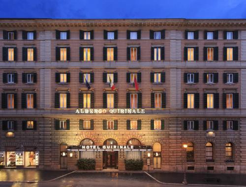 Hotel Quirinale impression