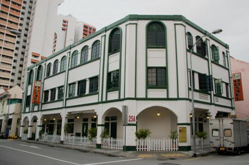 Hotel Footprints Hostel, Singapore