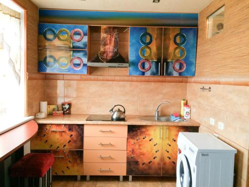 Komsomolskaya Apartment