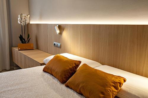 Doppel- oder Zweibettzimmer Hotel Barrameda 7