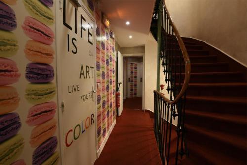 Adonis Sacré Coeur Hotel Roma photo 85