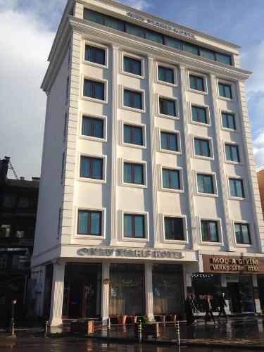 Diyarbakır New Tigris Hotel odalar