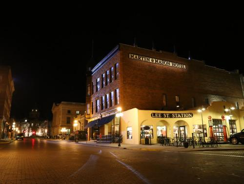 Martin & Mason Hotel - Deadwood, SD 57732