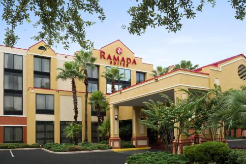 Ramada Suites Orlando Airport impression