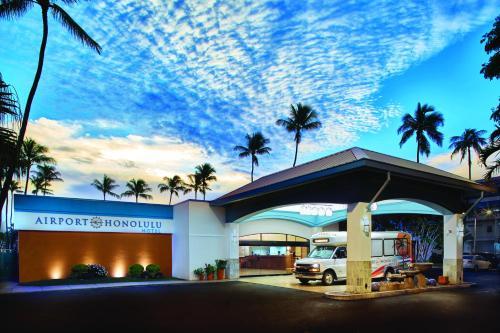 Airport Honolulu Hotel - Honolulu, HI 96819