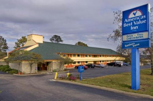 Americas Best Value Inn-florence/cincinnati - Florence, KY 41042