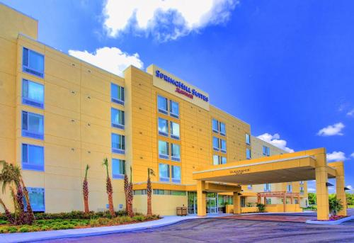 Springhill Suites By Marriott Tampa North/i-75 Tampa Palms - Tampa, FL 33647