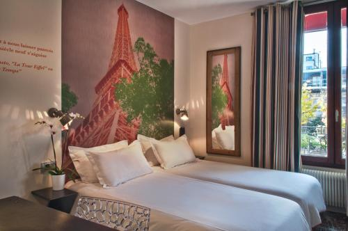 Hotel Alpha Paris Tour Eiffel by Patrick Hayat photo 11