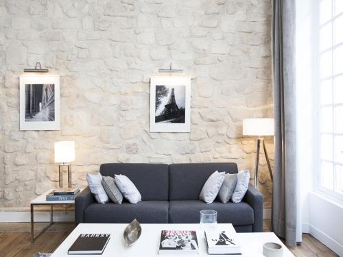 Luxury 2 Bedroom Le Marais impression