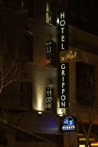 Hotel Griffon Photo