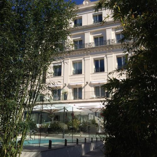 Hôtel Le Canberra
