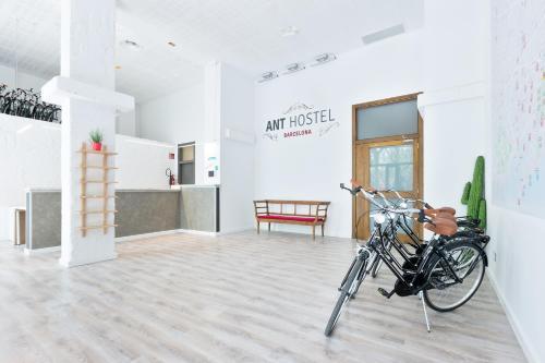 Ant Hostel Barcelona impression