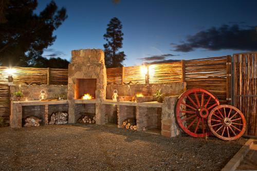 Wagon Wheel Country Lodge Photo