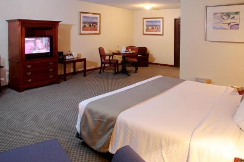 Quality Inn And Suites Saltillo Eurotel