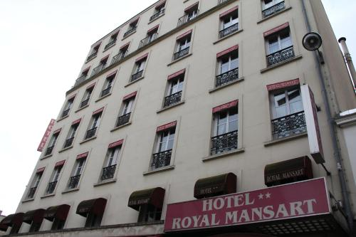 Hotel Royal Mansart photo 22