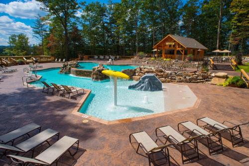 Adventures On The Gorge Resort Hotel Fayetteville