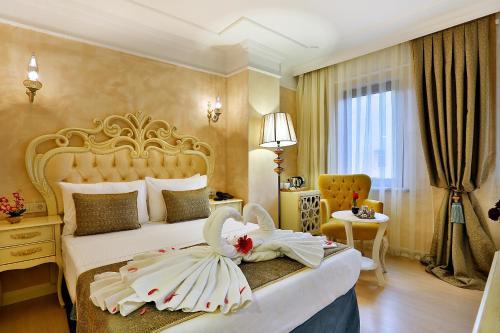 Istanbul Edibe Sultan Hotel-My Extra Home yol tarifi