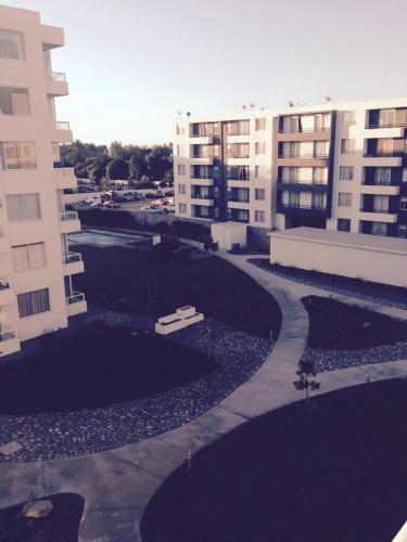 Departamento Condominio Parque Fray Jorge Photo