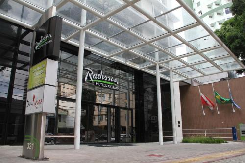 Foto de Radisson Hotel Belém