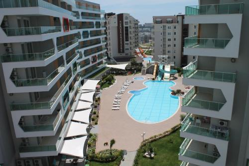 Avsallar Emerald Park Apartment adres