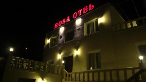Halfeti Rosa Hotel tatil