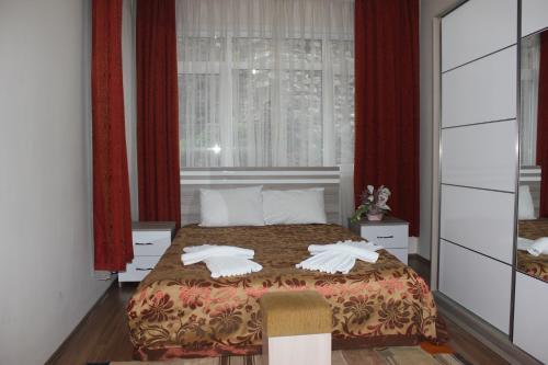 Istanbul Santa Apartment rezervasyon