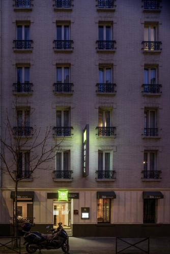 Ibis Styles Paris Crimée La Villette photo 8