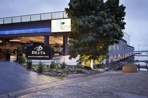 Delta Hotels By Marriott Kingston Waterfront - Kingston, ON K7L 5H7