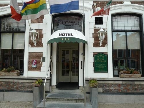 Hotel-overnachting met je hond in Hotel Centraal - Harlingen