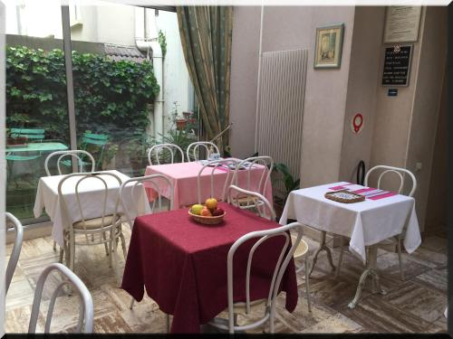 Hotel Le Clos d'Alésia photo 17