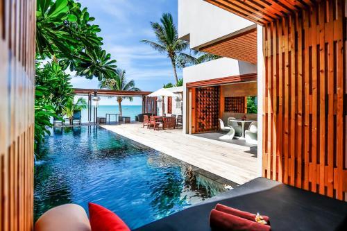 Pavilion Pool Residence Samui