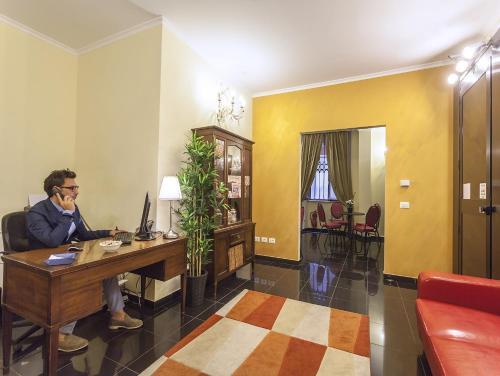 Hotel Regina Giovanna photo 22