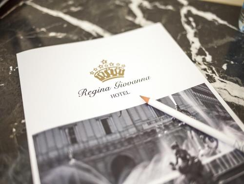 Hotel Regina Giovanna photo 23