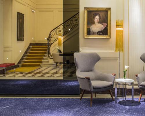 Hôtel De Sers Champs Elysées Paris photo 16