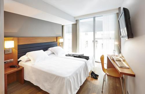 Barcelona Century Hotel impression