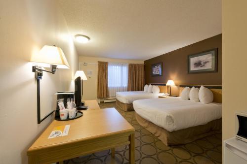 Riviera City Centre Inn Downtown Prince George - Prince George, BC V2L 2K8