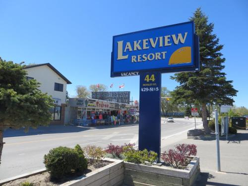 Lakeview Resort Motel - Wasaga Beach, ON L9Z 2K3