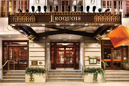The Iroquois New York Photo