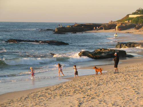 La Jolla Beach Travelodge Photo
