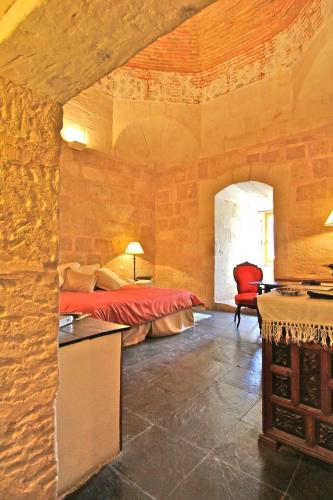 Deluxe Double or Twin Room - single occupancy Posada Real Castillo del Buen Amor 9