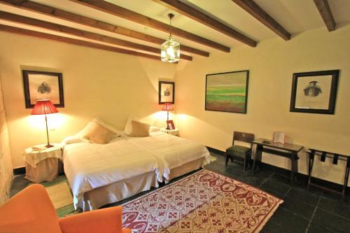 Standard Doppel- oder Zweibettzimmer - Einzelnutzung Posada Real Castillo del Buen Amor 4