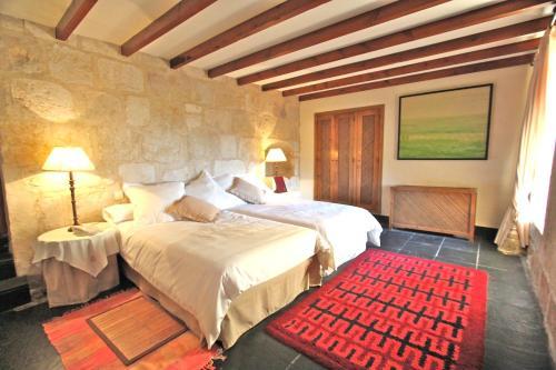 Habitación Doble Superior - 1 o 2 camas - Uso individual Posada Real Castillo del Buen Amor 1