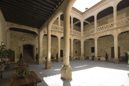 Junior Suite - Einzelnutzung Posada Real Castillo del Buen Amor 8