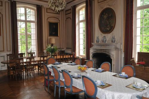 Bed & Breakfast - Château du Corvier