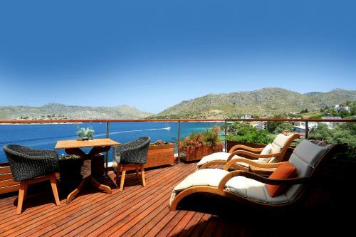 Bozburun Loryma Luxury Hotel Bozburun rezervasyon