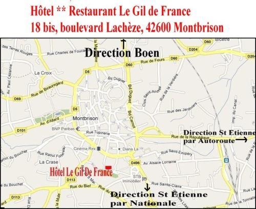 Le Gil De France