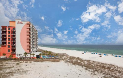 Hampton Inn Suites Orange Beach Gulf Front Hotel